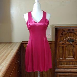 Jessica McClintock🆕Rose Back Dress NWT 9/10